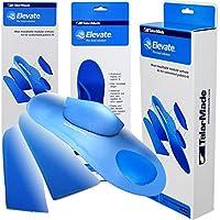 talarmade mit Wärme-mit EVA-Schuh Mouldable Orthotic Insole Set 2–7Größen UK3–UK14 preisvergleich bei billige-tabletten.eu