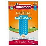 Plasmon Alimento per l'Infanzia Oasi nella Crescita Sabbiolina - 1 Scatola