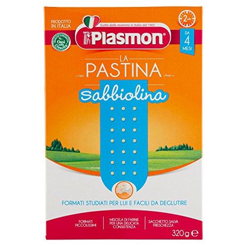 Plasmon Alimento per lInfanzia Oasi nella Crescita Sabbiolina 1 Scatola