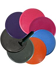 Amazon.co.uk: wobble cushions: Sports & Outdoors