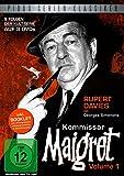 Pidax Serien-Klassiker: Kommissar Maigret, kostenlos online stream