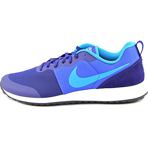 Nike Elite Shinsen, Chaussures de Running Compétition Homme, Vert, Taille Azul / Blanco (Loyal Blue / Blue Lagoon-Rcr Bl)