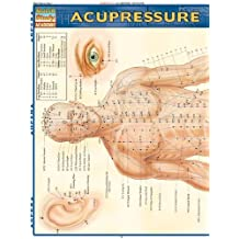 Acupressure Laminate Reference Chart (Quickstudy: Academic)