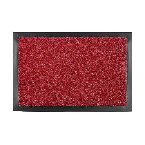 Superior Friends Selena Doormat Entrance Door Mat For Indoor Use, Rot   Red, 40 X 60  Cm