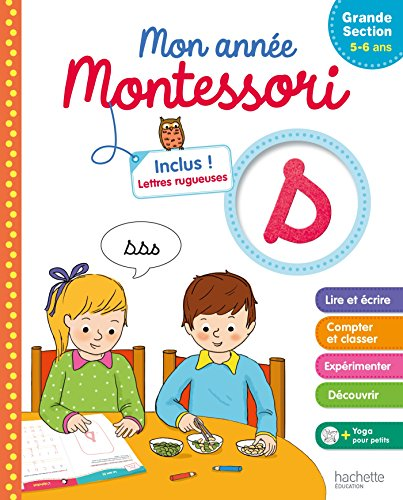 Montessori Mon anne de Grande Section