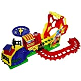 The Viyu Box Electronic TrainFun With Lights & Music For Kids