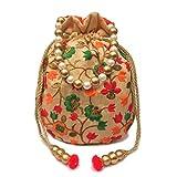 Best Designer Wallets - Shubh Shagun Rajasthani Return gifts potli Designer Women Review