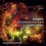 Scriabin: Symphonies Nos 3 & 4