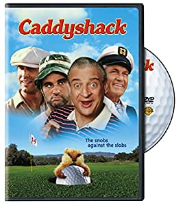 Caddyshack [DVD] [1980] [Region 1] [US Import] [NTSC]