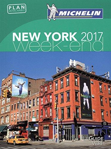 Guide Vert Week-End New York Michelin par Michelin