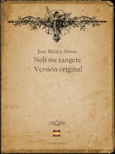Noli Me Tangere Full Book