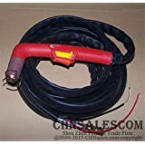 CHNsalescom Trafimet A141 High Frequency Plasma Cutter Torch 20ft. 6m PA1502