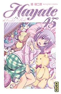 Hayate The combat butler Edition simple Tome 45