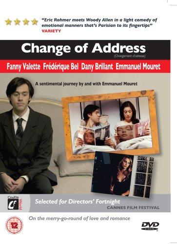 Change of Address [Edizione: Regno Unito]