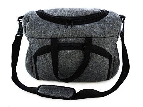 Bambino borsa per pannolini borsa per cambio bebé con accessori modello grigio gray [059]