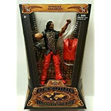 WWE Momentos Decisivos Elite Series Figura De Acción - Shinsuke Nakamura 'Fuerte Estilo Has Arrived'