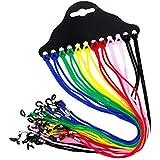 SuntekStore Online - Nylon gafas holder gafas del sol cord secuencia del cuello - color clasificado