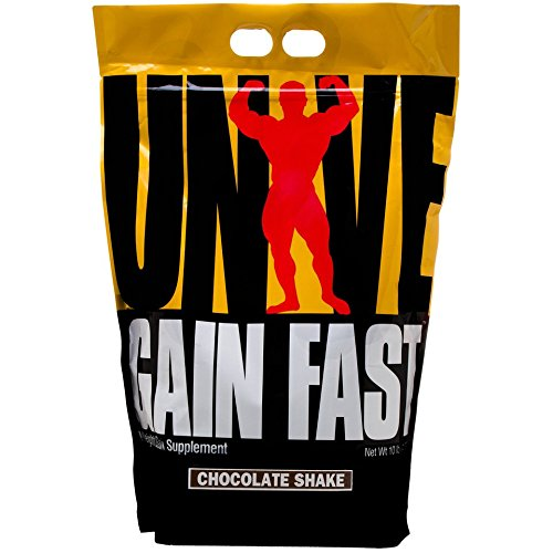 Universal Nutrition Gain Fast 3100 10 lbs chocolate, 4664 g (Lb-protein 10)