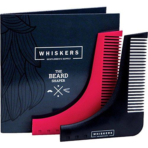 -bart-formungs-werkzeug-mit-nasenschere-und-benutzerhandbuch-fur-manner-von-whiskers-das-ultimative-