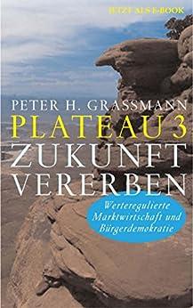 Plateau 3 Zukunft vererben: Werteregulierte Marktwirtschaft und Bürgerdemokratie