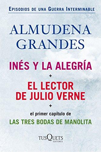 Inés y la alegría + El lector de Julio Verne (pack) (Episodios de ...
