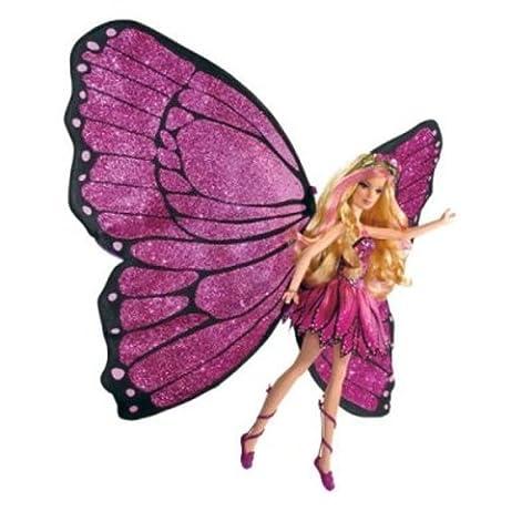 Mattel L8585 - Barbie Schmetterlingsfee Mariposa