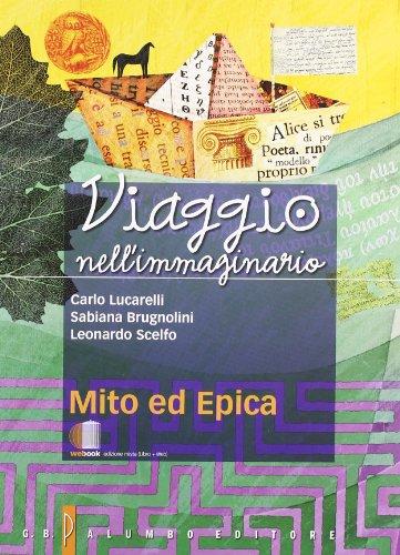 Viaggio nell'immaginario. Antologia italiana. Per la Scuola media. Con espansione online: 1
