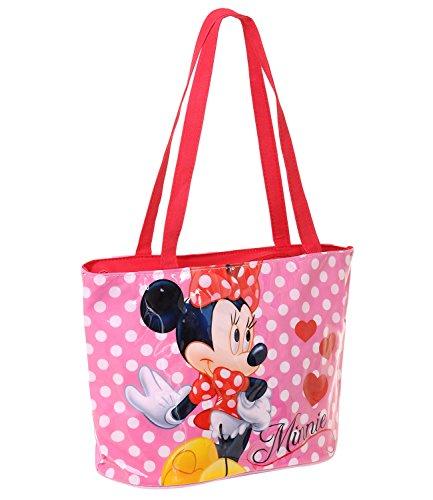 Disney Minnie Mädchen Umhängetasche - pink Pink