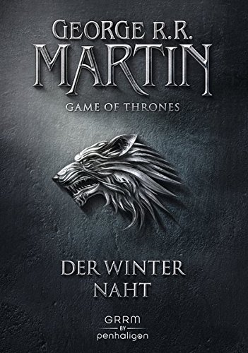 Buchcover Game of Thrones 1: Der Winter naht