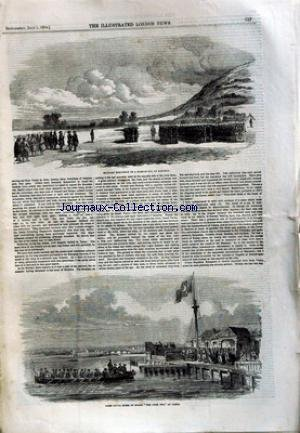 ILLUSTRATED LONDON NEWS (THE) [No 690] du 01/07/1854 - MILITARY