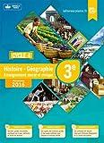 Histoire Géographie Enseignement moral et civique 3e Cycle 4 - Manuel élève