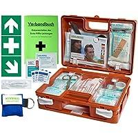 """Erste-Hilfe-Koffer Quick -Paket 1- mit""""Notfallbeatmungshilfe"""" für Betriebe DIN/EN 13157 + DIN 13164 für KFZ -... preisvergleich bei billige-tabletten.eu"""