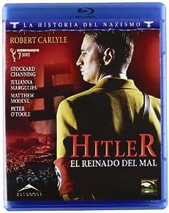 Hitler - El reinado del mal [Blu-ray] [Spanien Import]