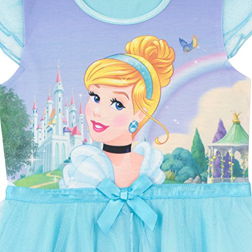 Disney Camisón para niñas Cinderella