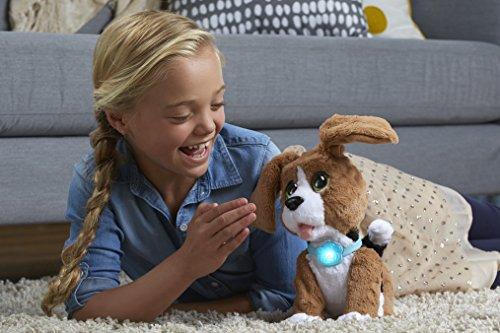 Hasbro FurReal Friends B9070100 - Benni der sprechende Beagle, Elektronisches Haustier - 5