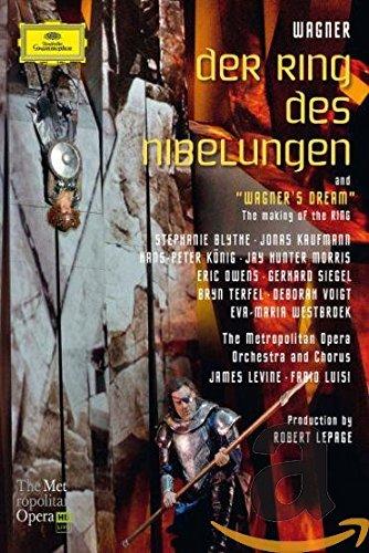 Herausforderung Kostüm - Der Ring des Nibelungen [Blu-ray]