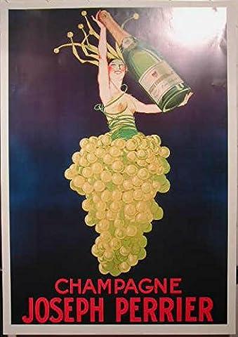 Champagne Joseph Perrier - 70X100 Cm Affiche / Poster