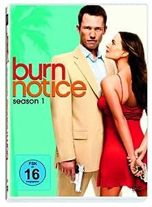 DVD BURN NOTICE SEASON 1