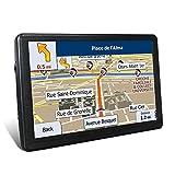 7-Zoll-8GB Navi Gps Touchscreen Auto Satellitennavigation,Mehrsprachige Switch-Navigations Funktionen Gehören Kostenlose Updates Karte Mit Lebenszeit