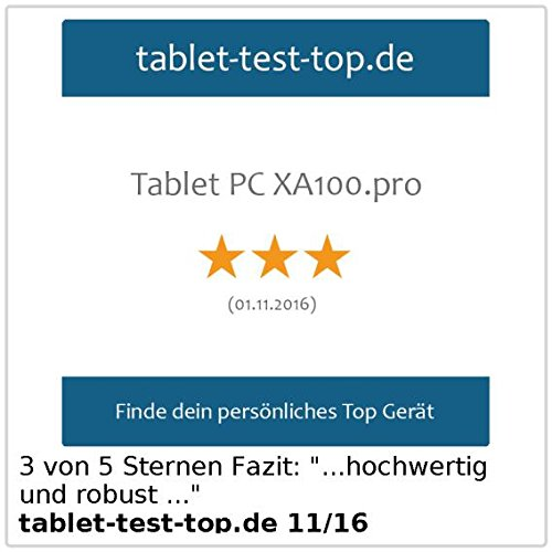 TOUCHLET 10.1 Zoll – Tablet PC XA100.pro von Pearl - 7