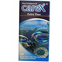 Carex Super Thin Extra Time 10 Stück preisvergleich bei billige-tabletten.eu