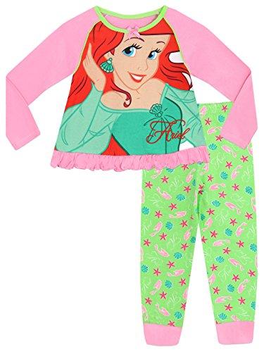 disney-la-sirenita-pijama-para-ninas-la-sirenita-ariel-7-a-8-anos