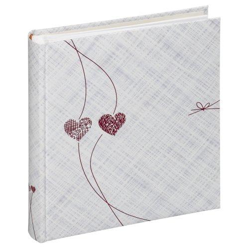 Panodia 270756 album foto con tasche, 100 pagine, per 200 foto di 11.5 x 15 cm