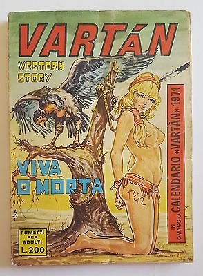 Vartan n. 33 - Vartan - EROTICO - di resa - ed. Furio Viano