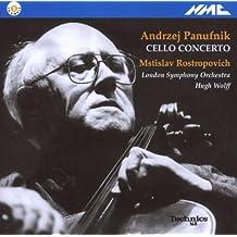 Andrzej Panufnik: Cello Concerto