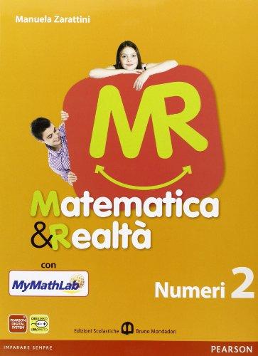 Matematica e realtà. Con N2/F2-Scratch MyMathLab gold. Per la Scuola media. Con espansione online