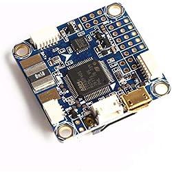 Garciasia Controlador de Vuelo Betaflight Omnibus STM32F4 F4 Pro V3 OSD Incorporado