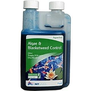 NT Labs Pond Aid Aquaclear Algae & Blanketweed Control 1ltr 1200g