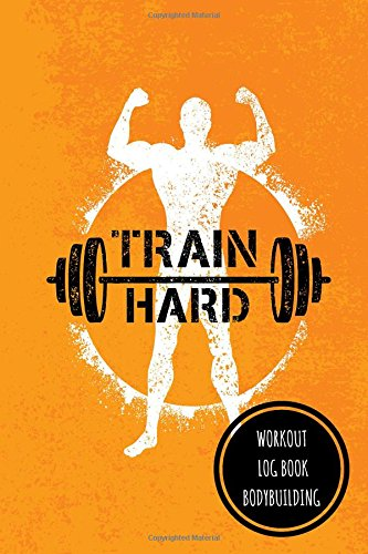 Workout Log Book Bodybuilding por Journals For All