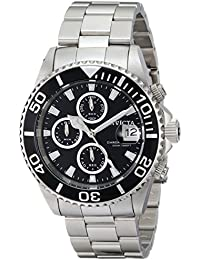 "Invicta Men's 1003 ""Pro Diver"" Stainless Steel Watch"